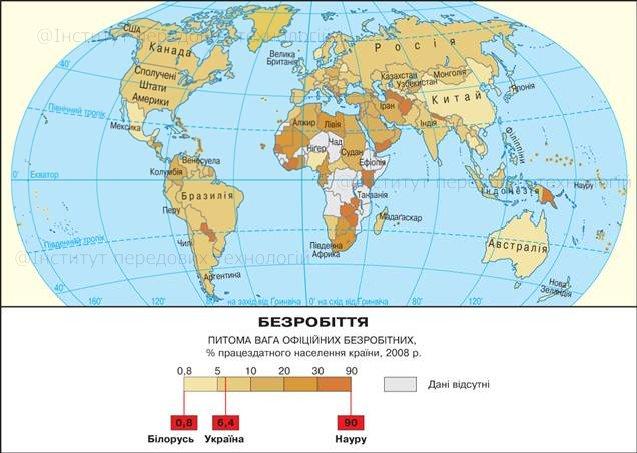 численность занятого населения по странами