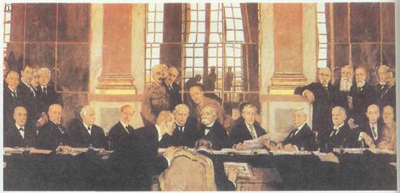 Версальская мирная конференция реферат 6138
