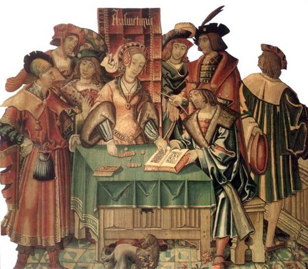 История западной европы с картинками